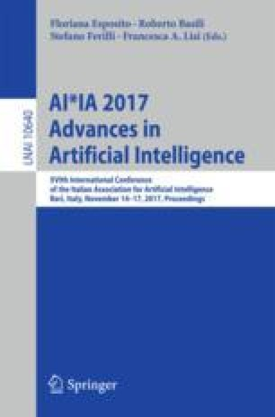 AI*IA 2017 Advances in Artificial Intelligence