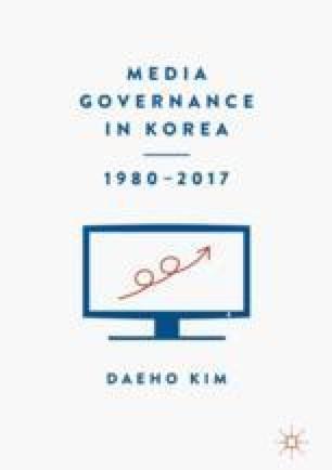 Media Governance in Korea 1980–2017