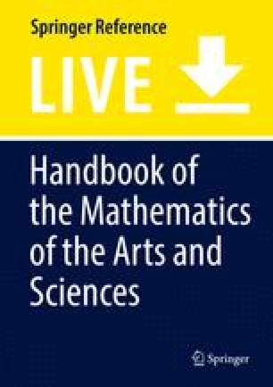 Handbook of the Mathematics of the Arts and Sciences