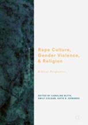 Rape Culture, Gender Violence, and Religion