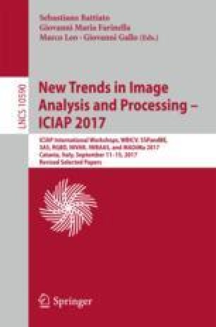 New Trends in Image Analysis and Processing – ICIAP 2017
