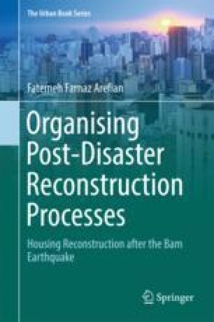 Organising Post-Disaster Reconstruction Processes