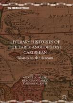 Early Creole Novels in English Before 1850: Hamel, the Obeah Man and