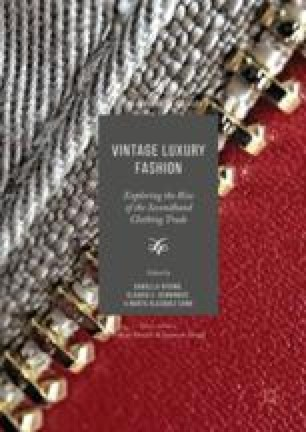 6aaea7b5f6 Vintage Fashion: A Cross-Cultural Perspective   SpringerLink