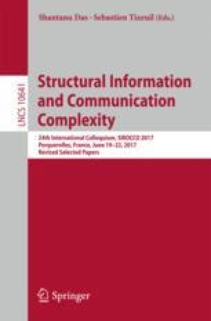 Structural Information and Communication Complexity