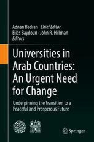 The Future of Universities in the Arab Region: A Review