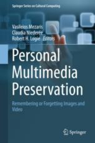 Personal Multimedia Preservation