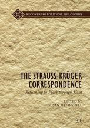 Natural Right and Historical Consciousness in Strauss and