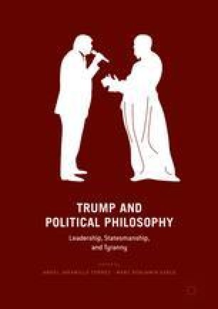 Trump and Political Philosophy