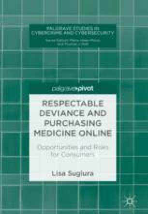 Respectable Deviance and Purchasing Medicine Online