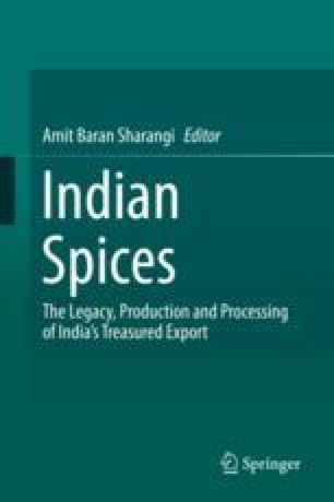 Supply Chain and Marketing of Spices | SpringerLink