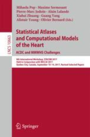 Statistical Atlases and Computational Models of the Heart. ACDC and MMWHS Challenges