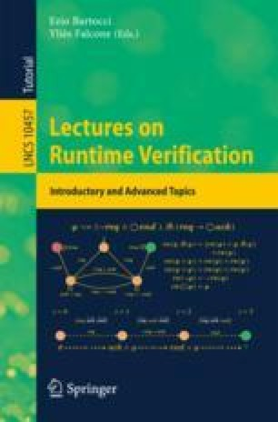 Lectures on Runtime Verification