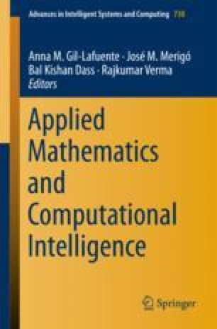 Applied Mathematics and Computational Intelligence