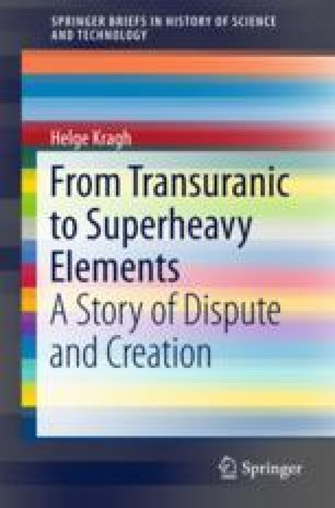From Transuranic to Superheavy Elements