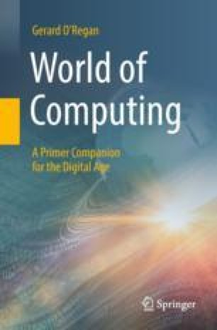 A Concise History Of Computing Springerlink