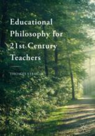 The Origins of American Philosophy of Education: Its Development as a Distinct Discipline, 1808–1913
