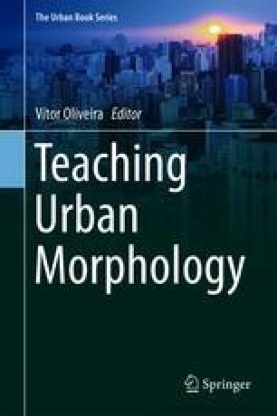 Teaching Urban Morphology Download Book