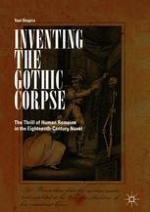 Death, Delicacy and the Novel: The Corpse in Women's Gothic