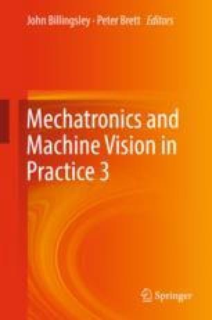 Mechatronics and Machine Vision in Practice 3