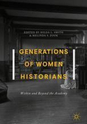 Generations of Women Historians