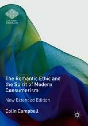 The Romantic Ethic | SpringerLink
