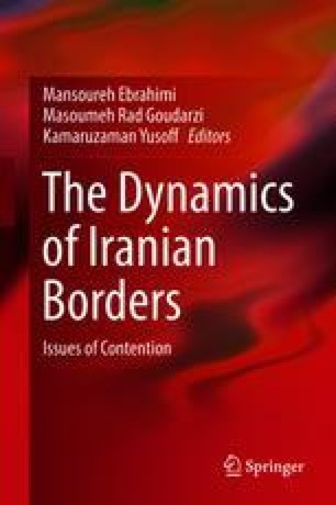 The Dynamics of Iranian Borders