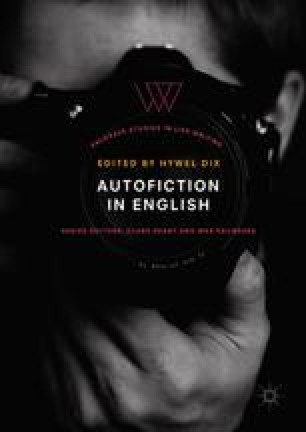 Autofiction in English