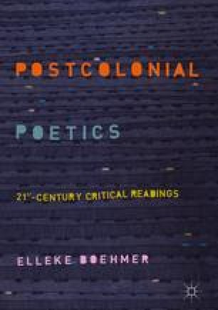 Revisiting Resistance Literature—Writing in Juxtaposition