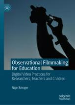 Camera Work and Editing for Children, Teachers and