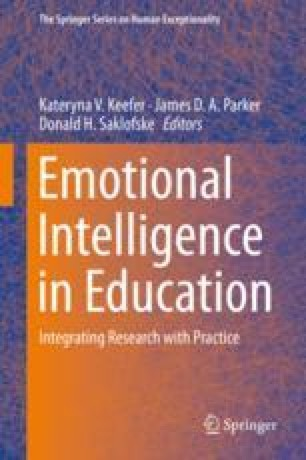 Emotional Intelligence in Education