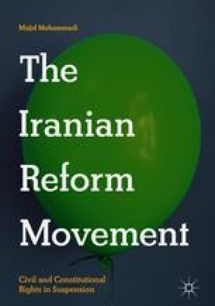 The Iranian Reform Movement