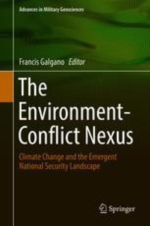 East africa in world war i a geographic analysis springerlink the environment conflict nexus fandeluxe Choice Image