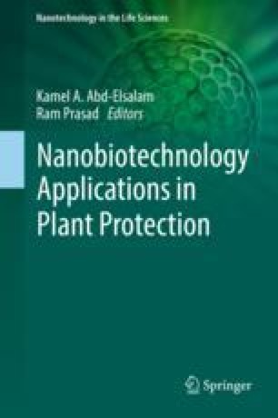 Chitosan-Based Nanostructures in Plant Protection Applications