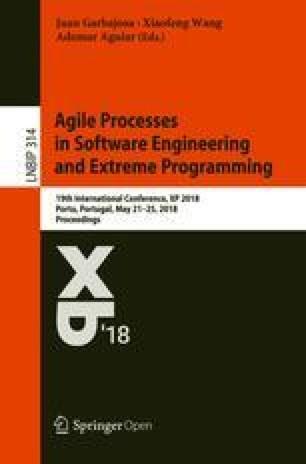 Reporting in Agile Portfolio Management: Routines, Metrics and ...
