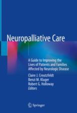Neuropalliative Care: Introduction 2019 978-3-319-93215-6.jpg