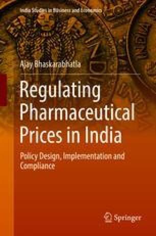 Is the 2013 Price Control Regulation Necessary? | SpringerLink