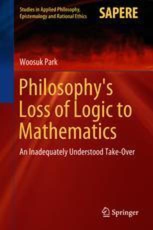 Philosophy's Loss of Logic to Mathematics