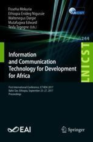 Ethiopian Public Universities' Web Site Usability | SpringerLink