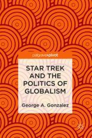 Star Trek Nationalism As Pathology And Internationalism As