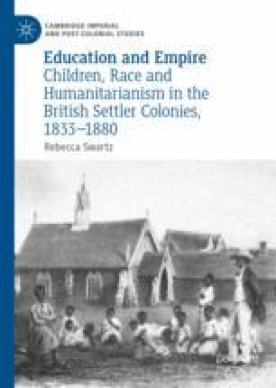 A Useful Education: Humanitarianism, Settler Colonialism and