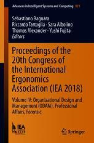 International Ergonomics Association