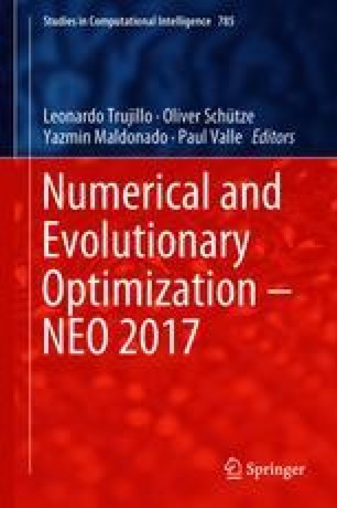 Numerical and Evolutionary Optimization – NEO 2017