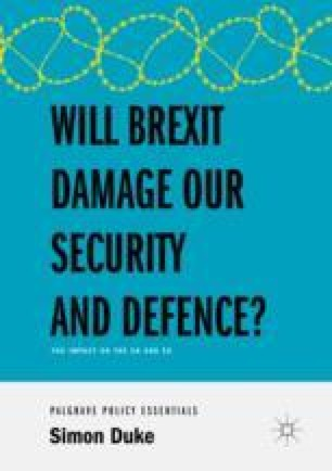 The Role of Security and Defence Before and After the June