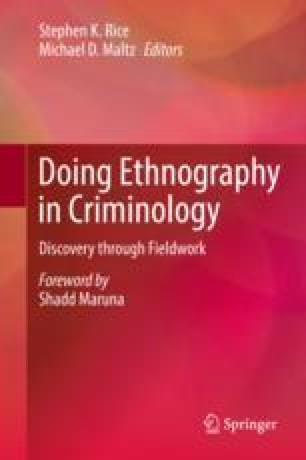 Doing Court Ethnography: How I Learned to Study the Law in