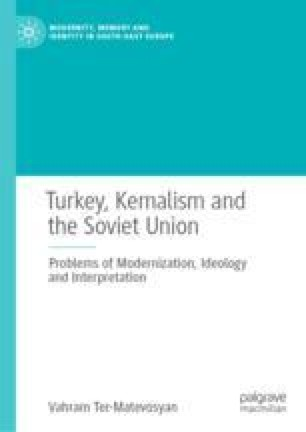 Problems of Definition and Historiography of Kemalism | SpringerLink