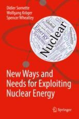 Risk in Nuclear Power Operation | SpringerLink