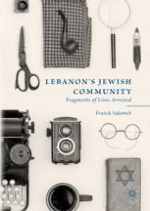 the origins of the lebanese national idea hakim carol