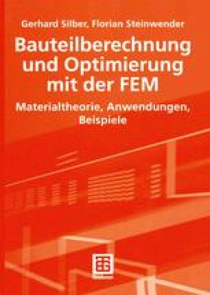 Finite elemente methode fem springerlink for Fem methode