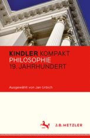 Kindler kompakt Philosophie 19. Jahrhundert